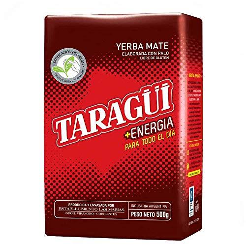 Yerba Mate Taragüi +Energía 500 gramos