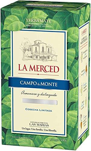 Yerba Mate La Merced Campo Monte 500g