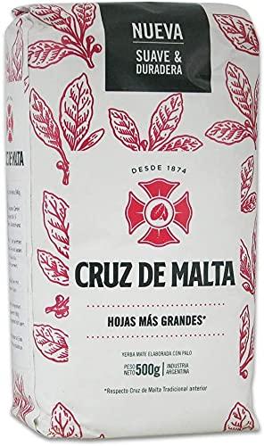 Yerba Mate Tea Cruz De Malta Yerba Mate 1/2 kilo